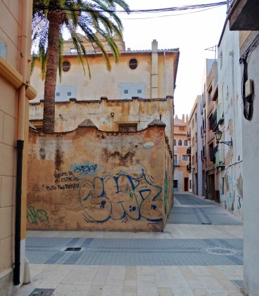 Benicarlo streets