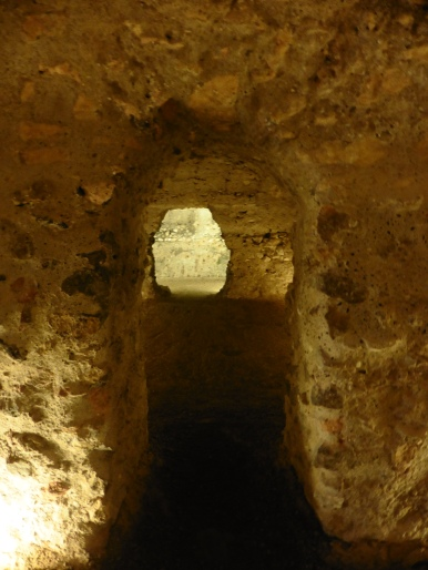 Ancient Roman Ruins in Tarragona