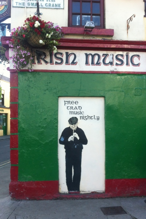 Local Galway pub