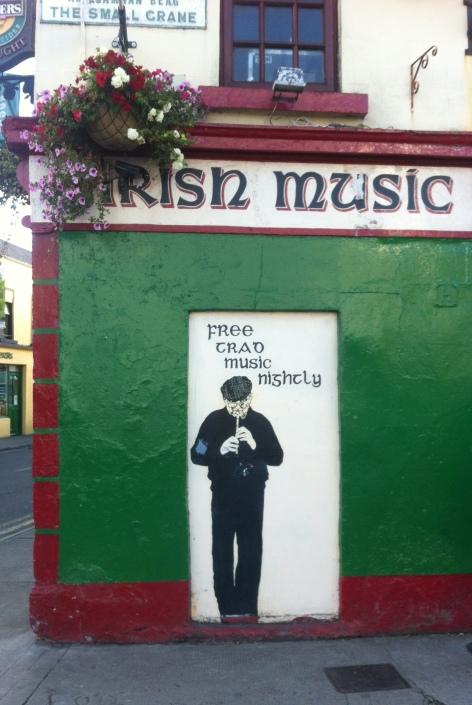 Local Galway pub