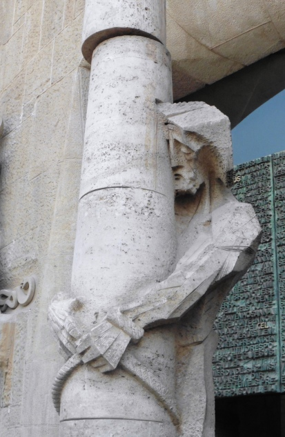 Sagrada Família (outside)