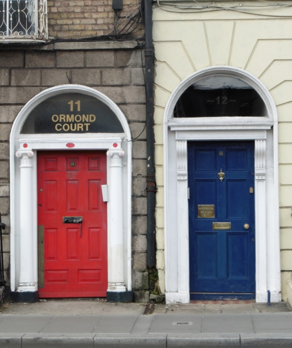 Doors of Dublin