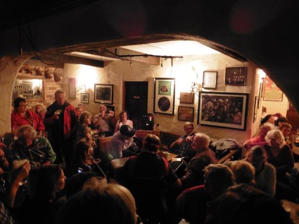 Doolin pub