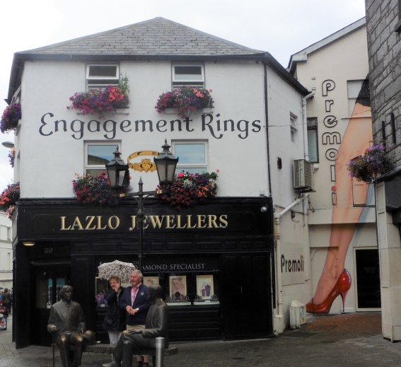 Galway shops