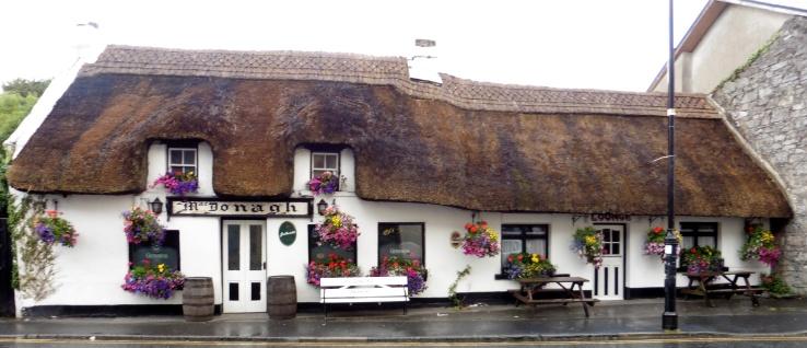 Oranmore pub