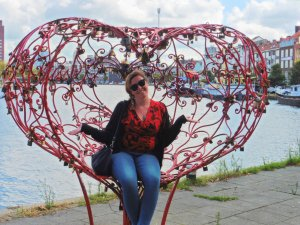 Rotterdam love seat